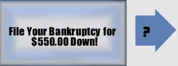 File your Utah Bankruptcy for $550.00